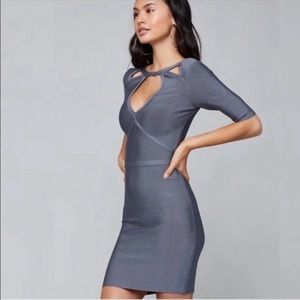 Beautiful Bebe bandage dress